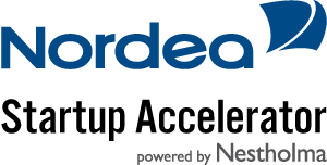 Nordea startup accelerator powered by Nestholma