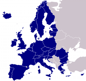Map of SEPA countries