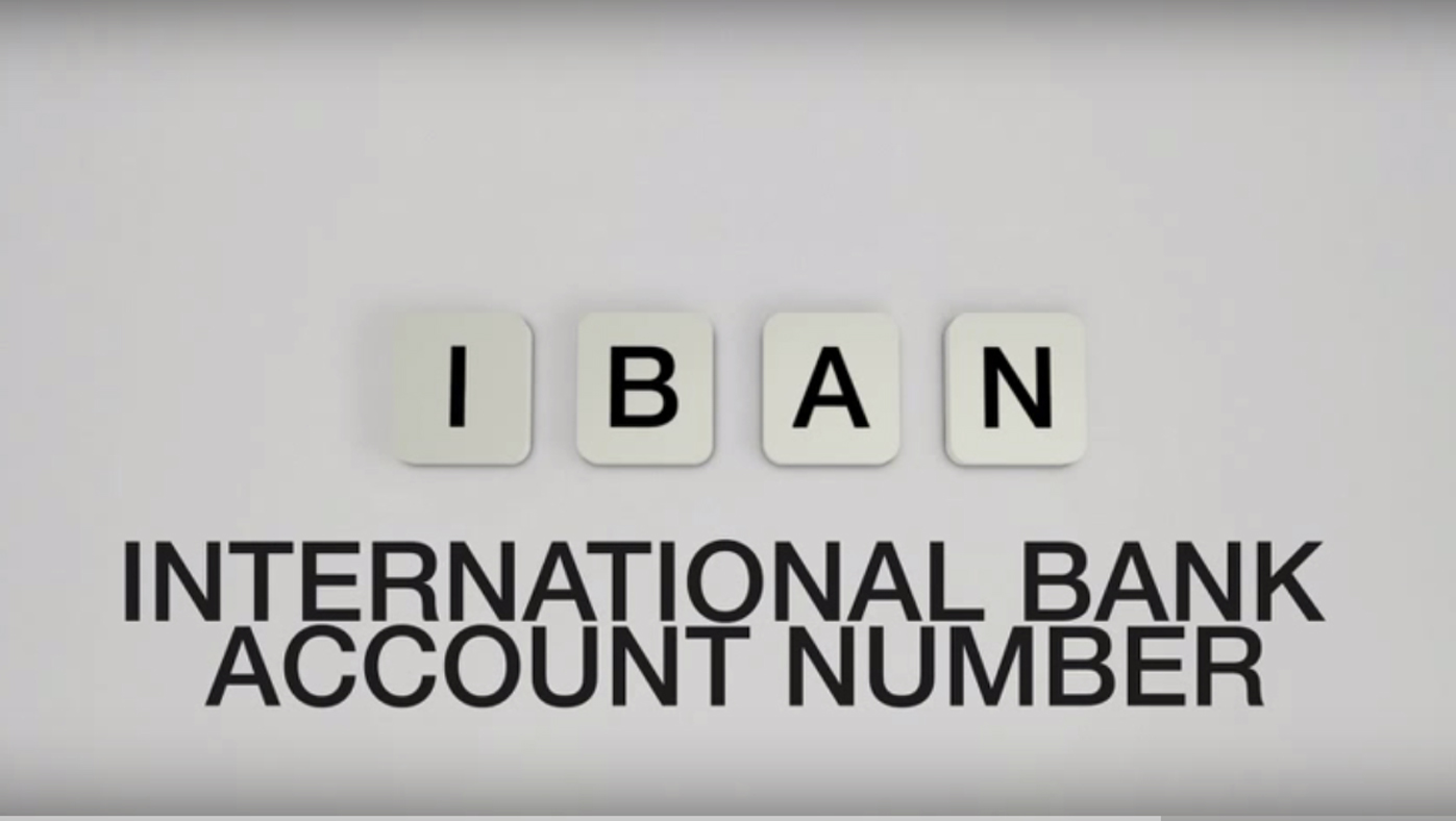 Here S A Thorough Yet Brief Overview Of Iban By The European Payments Council In Less Than 3 Minutes